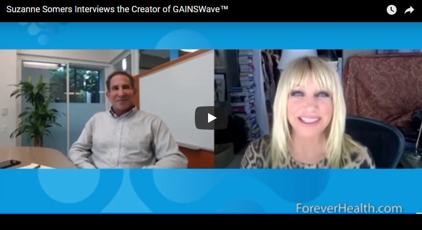 Forever Health Interviews Dr. Gaines
