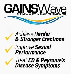 GAINSWave for Peyronie's Disease