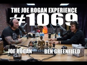 Joe Rogan and Ben Greenfield Discuss GAINSWave®