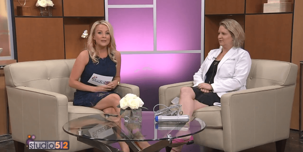 Provider Dr. Emily Porter Discusses Treatment on KXAN TV's STUDIO 512 Austin