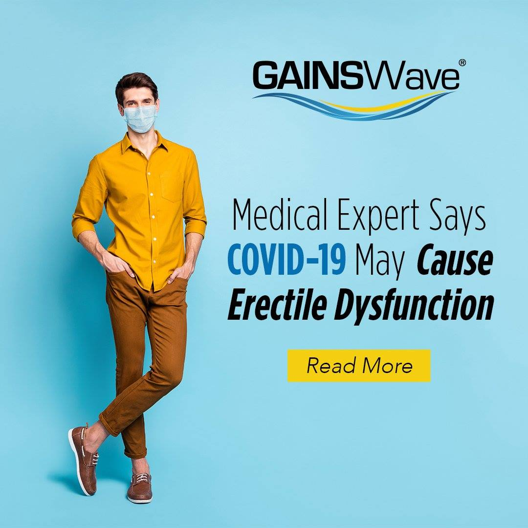 Does COVID-19 Really Cause Erectile Dysfunction? Here's What To Know.